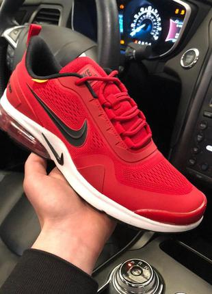 Nike air presto red мужские кроссовки весна\лето\осень