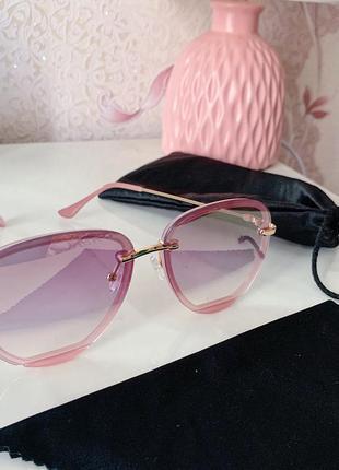 Солнцезащитные очки капельки люкс качество