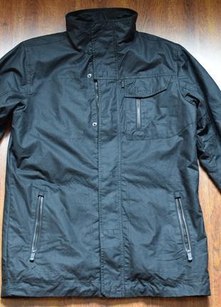 Куртка с пропиткой QOR Polartec®Alpha® Waxed Cotton Jacket Новая!
