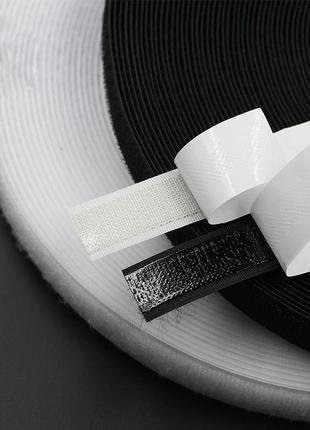 Многоразовая лента липучка на клеевой основе 10 см x 3 м