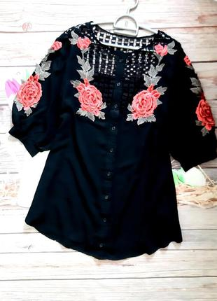 Стильная модная блузка вискоза