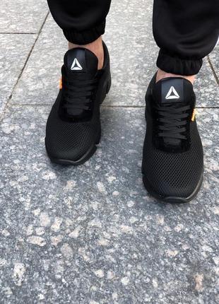 Легкие летние комфортные дышащие мужские кроссовки