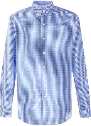 Рубашка  Polo Ralph Lauren в клетку