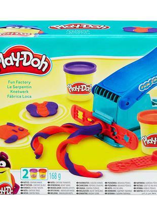 Набор Play-Doh Fun Factory Веселая фабрика, оригинал из США новый