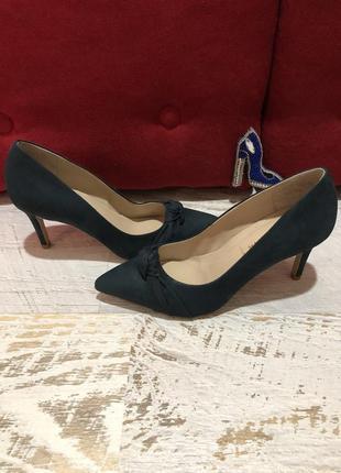 Новые шикарные туфли нубук кожа 36рр