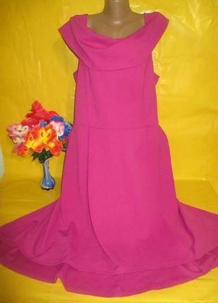 Очень красивое женское платье с биркой грудь 61-70 см boohoo (...
