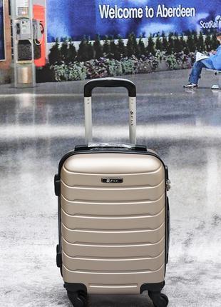 Чемоданы поликарбонат валіза FLY 1107 TITAN Польша!