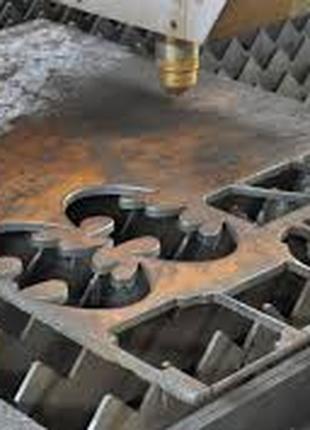 Услуги металообработки