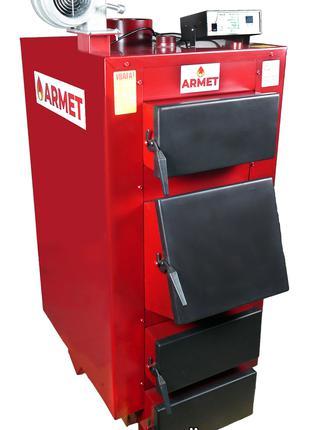 Твердотопливные котлы Armet Plus (6 мм сталь)