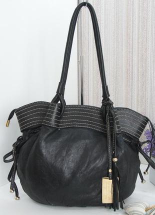 Шикарная сумка, dolce & gabbana, италия. натуральная кожа