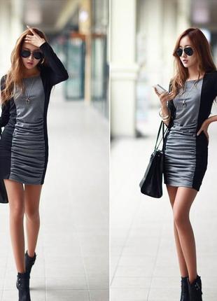 157 платье на длинный рукав