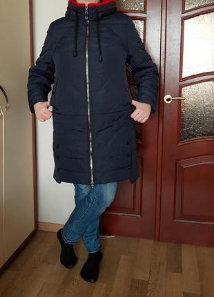 Куртка, пальто демисезонное р 54