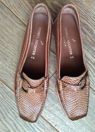 Туфли женские DANIEL HECHTER