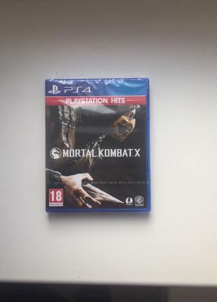 Mortal Combat X PS4
