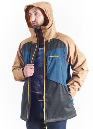 Спортивная  куртка o'neill. весенняя размер м. шикарное качест...