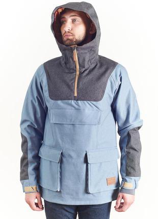 Спортивная  модная лыжная куртка o'neill. размер 50-52 . шикар...