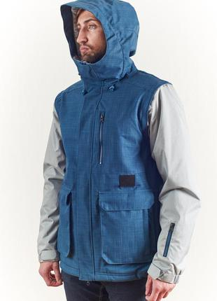 Спортивная весенняя  куртка o'neill. размер 52-54.   м