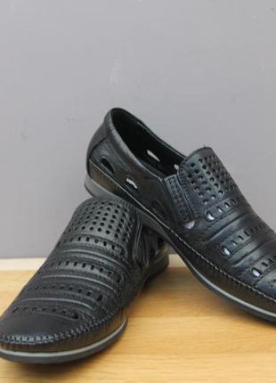 Летние туфли эко кожа.  размеры:39,40,44,45