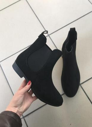 Демисезонные ботинки от дождя
