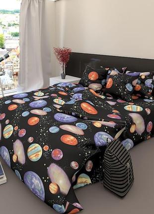 Детское постельное белье,космос