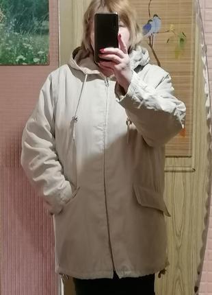 Женская весенняя куртка  от dorothy perkins 58-60