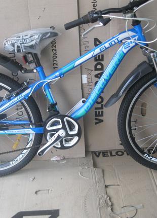 """Велосипед новый Discavery Flint 24"""" AM"""