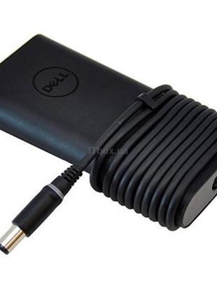 Блок питания к ноутбуку Dell 90W Oval 19.5V 4.62A разъем 7.4/5...