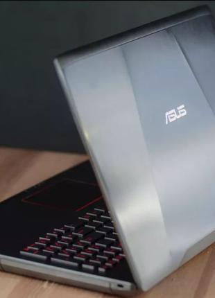 Новый ASUS ROG FX53VD-RH71 15.6 in i7-7700HQ GTX1050