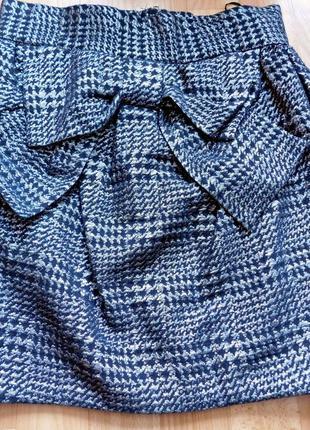 Оригинальная юбка-мини New Look. Размер евро 36