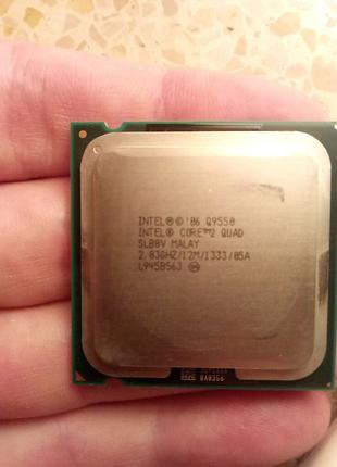 Intel Core2Quad 9550