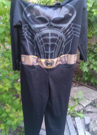 Карнавальный костюм бетмена Бетмен 140 -150 см.