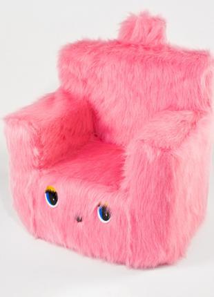 Детский мягкий стульчик