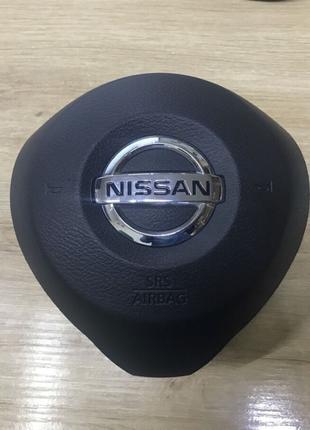 Подушка безопасности Airbag в руль водительськая 2018-98510-5SA8A