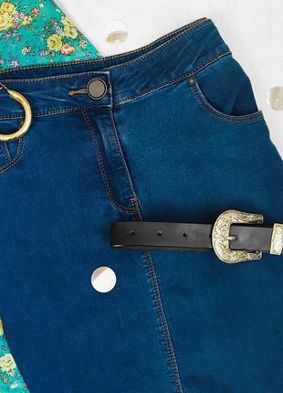 Женская джинсовая юбка от george