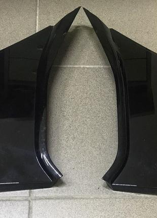 Защитная накладка задняя часть кузова Rh, Lh  nissan Leaf 2018-