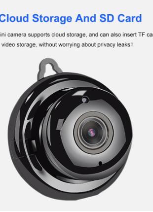 Wi-FI IP мини камера Digoo DG-MYQ 720P с записью в облако