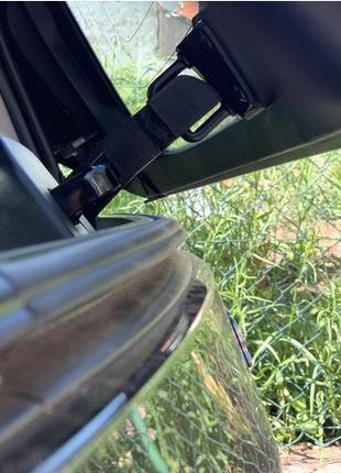 3d проставка спейсер для заднего стекла Smart fortwo 450 451 4...