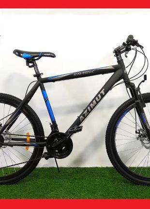 СРОЧНО! Велосипед Azimut Spark 29(26) Оборудование Shimano ХИТ...