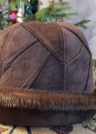 Шляпа, шапка женская 66 см