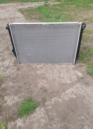 Радиатор системы охлаждения Гольф7 fr