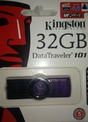 USB флеш накопитель 32Gb