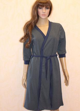 Комплект ночная рубашка + халат