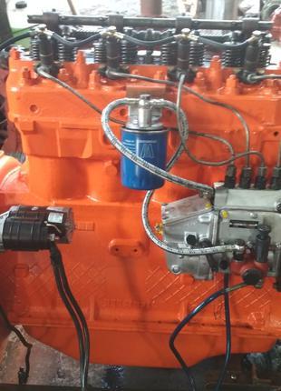 Двигатель Д65 на ЮМЗ с капиталки