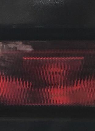 Фара фонарь заднего бампера Nissan Leaf 2018-