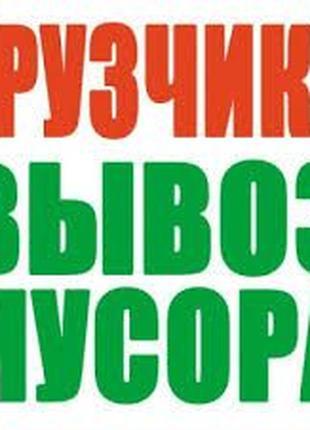 Вывоз мусор Вышгород,Хотяновка,Новые,Старые Петровцы,Осещина