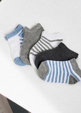 18-20, 21-23 короткие носки на лето c&a