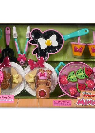Игровой набор посуды Минни Маус Бранч Кулинария от Дисней