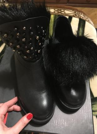 Ботинки preppy juliette