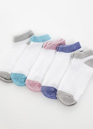 21-23 короткие носки для девочки c&a