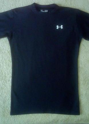 Фирменная спортивная кофта, футболка under armour cold gear ор...